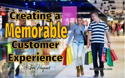 Creating a Memorable Customer Experience