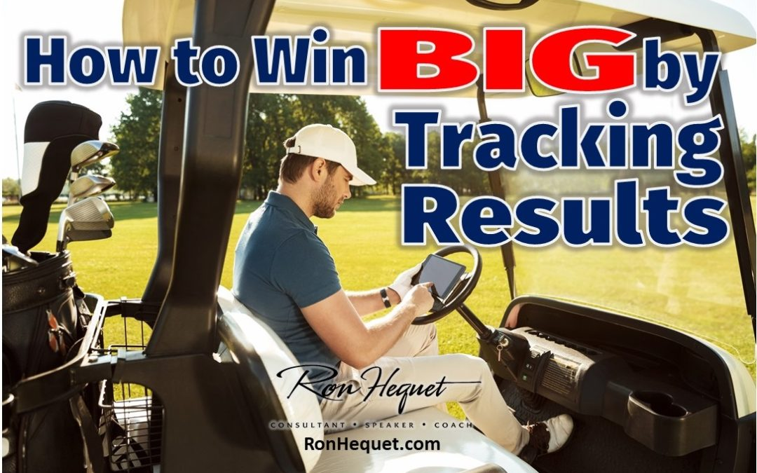 How To Win Big By Tracking Results