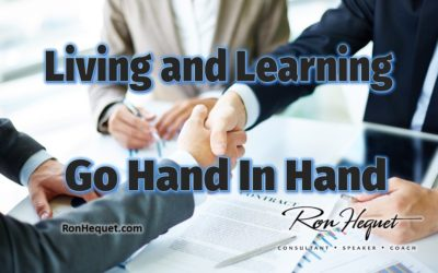 Living and Learning Go Hand in Hand